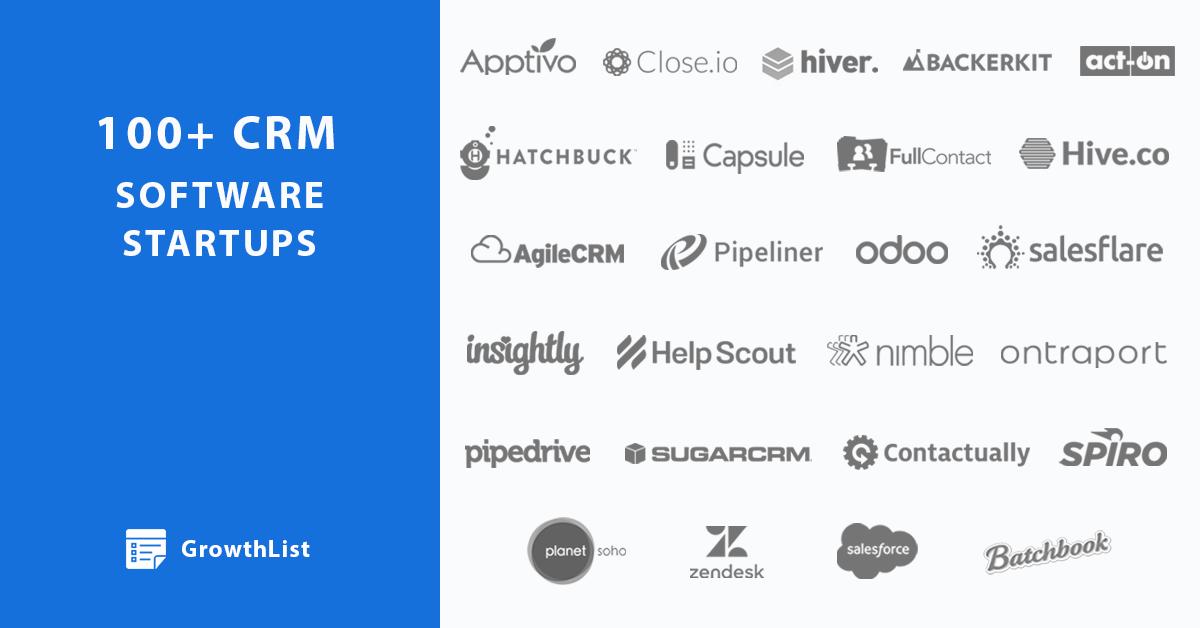 CRM Startups